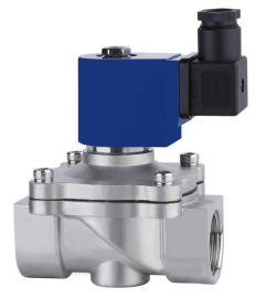 进口不锈钢水用电磁阀-冷却水-冷凝水-自来水-海水