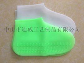 户外硅胶防滑防水鞋套硅胶耐磨鞋套儿童成人硅胶鞋套