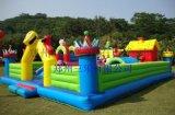 山東日照大型兒童充氣城堡廠家可定製遊樂設備多少錢
