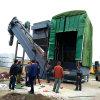 通暢集裝箱卸灰機 遼寧碼頭煤灰卸車機 集裝箱拆箱機