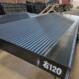 槽钢摇床 水力摇床 铜米机回收摇床
