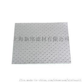新络PS1401厚吸油垫复合吸油垫白色压点吸油垫