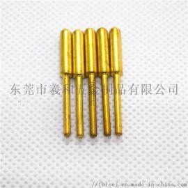 4.0*2.2*38.5黄铜电源适配器插脚厂家直销