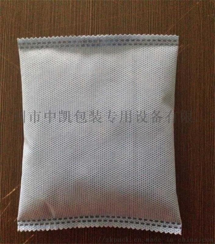 无纺布足浴粉包装机 立式无纺布粉剂包装机