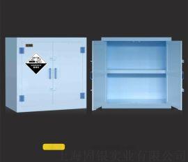 厂家直销28加仑PP酸碱柜耐腐蚀PP试剂柜耐酸碱柜