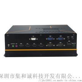 集和诚GPU箱体电脑AI BRAV-7302