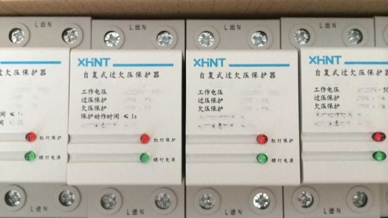 湘湖牌DFD-TSC系列大功率可控矽開關檢測方法