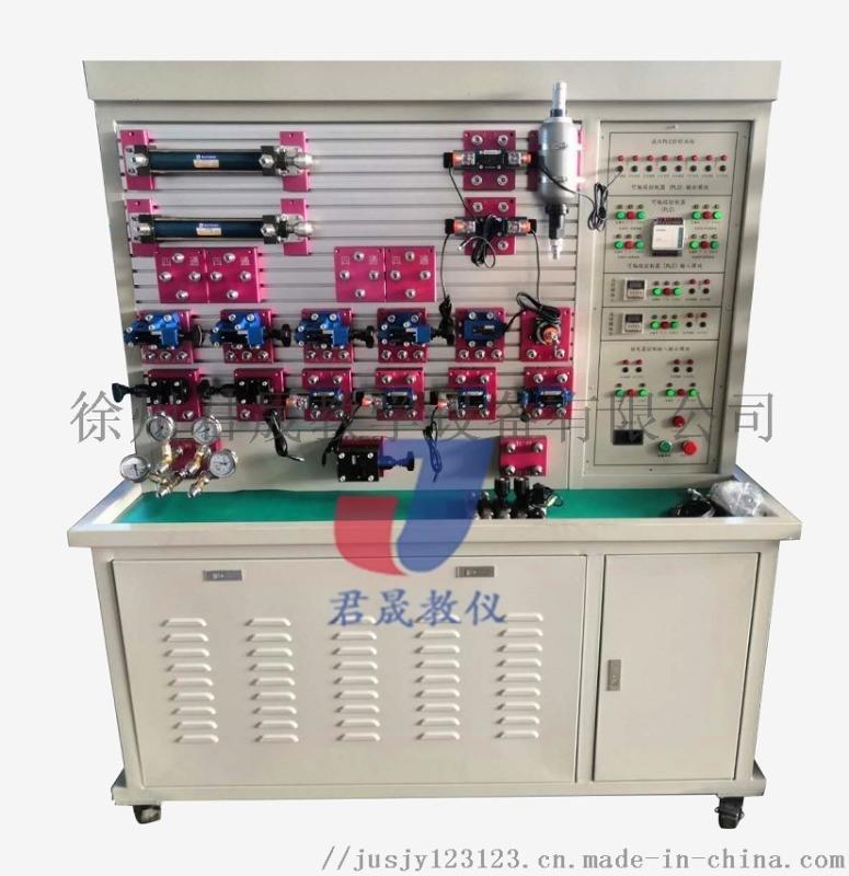 供应君晟JS-YY1型热销爆款工业液压传动实验台