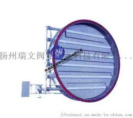 電動斜式百葉閥,煙道擋板閥DN100-DN3000