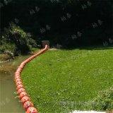自然湖入口栏污网箱浮筒上浮订制生产浮筒