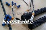 中国螺旋电缆扬州螺旋电缆厂家