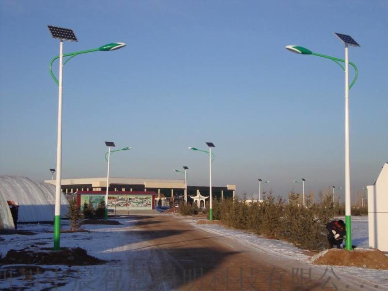 太陽能戶外庭院路燈新農村防水LED路燈