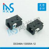 DC046-5P贴片音频插座