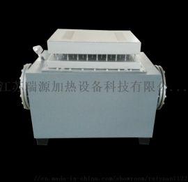 厂家生产空气加热器熔喷布生产线热源