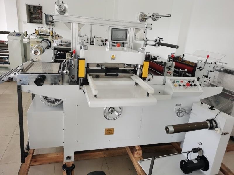 威翔瑞320电子模切机