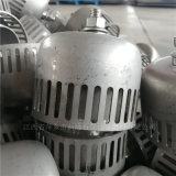 金属泡帽标准DN100不锈钢泡罩圆泡帽