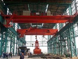 供应抓斗桥式起重机   液压抓斗  机械抓斗   QZ型抓斗桥式起重机