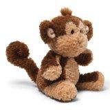小猴子玩偶定制 毛绒玩具猴子公仔加工