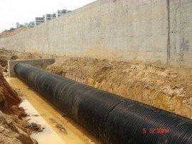 山东达标承插式塑钢缠绕管排水管生产批发