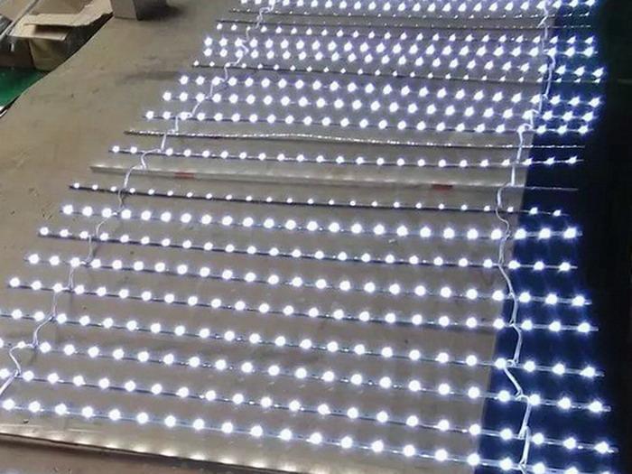 厂家直销 led卷帘灯条 led5730硬灯条led57 30灯硬灯条 拉布灯箱专用led拉布灯条 不常规规格可订做