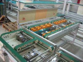 中山倍速链式工装板组装线 非标设计制作