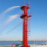 格構式消防炮塔 消防器材廠家直銷 大型消防炮塔報價