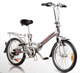 高必达可折叠电动自行车(TDN-AI-88)