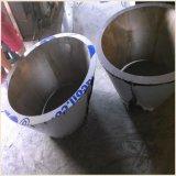 廠家  發光可定製形狀可降解不鏽鋼花盆吊盆式落地式花盆