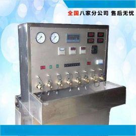 衛浴馬桶蓋進出水電磁閥耐久壽命性能試驗機 坐便器疲勞實驗儀