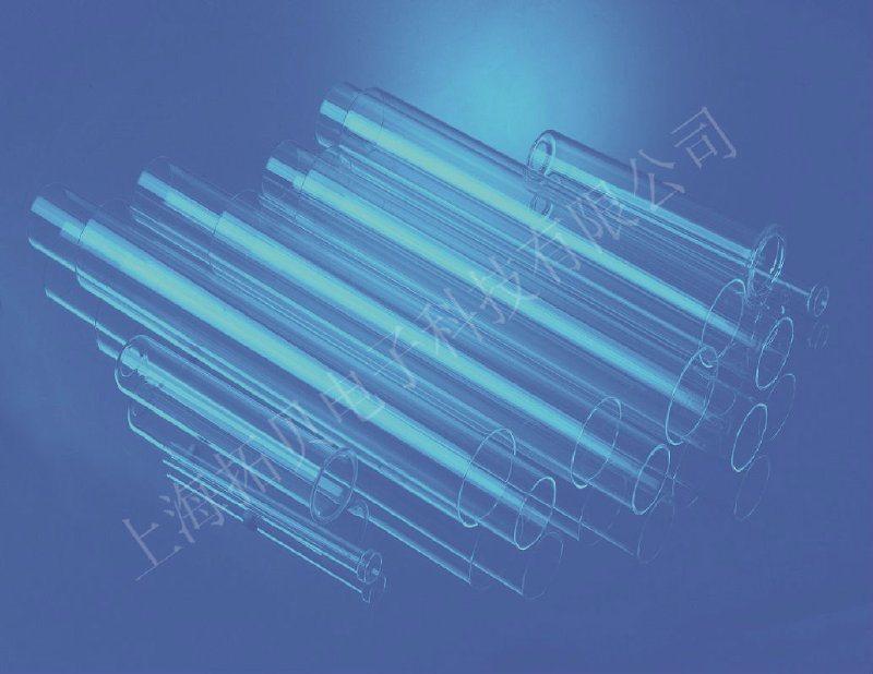 石英套管/冷却水套/曝光机套管