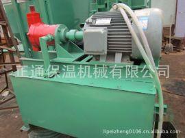 沧州正通机械生产ZT珍珠岩门芯板设备,保温板设备