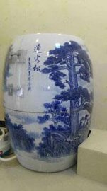 定制陶瓷养生缸