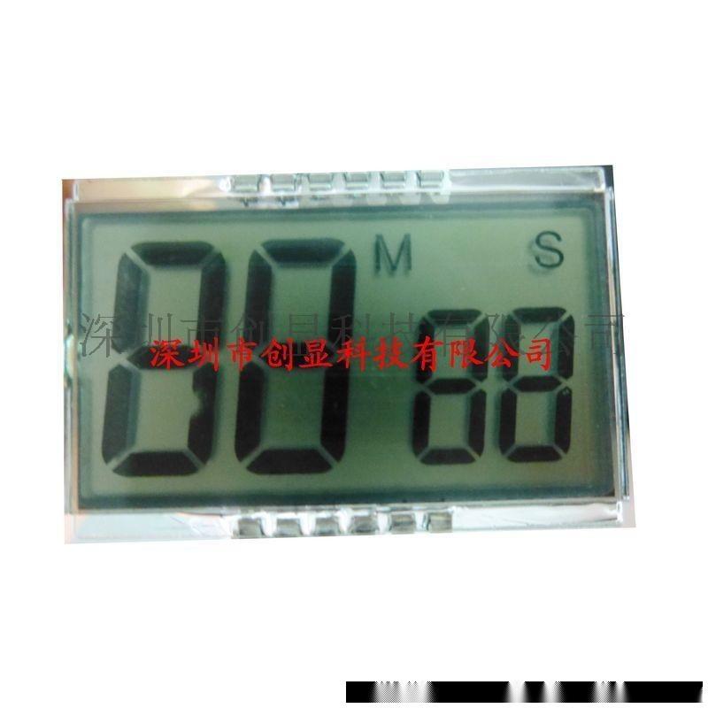 計時器顯示屏,LCD液晶屏,筆段顯示