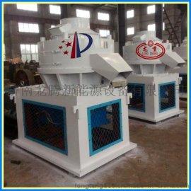 章丘龙腾 国家专利产品 高合金耐磨材质立式环模颗粒机