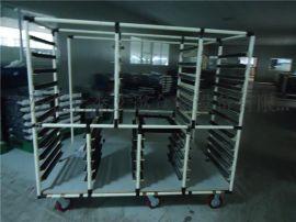 JIT-3流利式货架配送生产线流利条PVC护边
