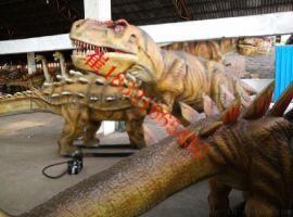 恐龙展览出租 仿真恐龙展览租赁报价 仓库恐龙清单价格