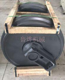 供应小松PC210-7引导轮总成,履带式工程机械配件,履带式底盘件四轮一带