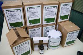英国进口acc耐高温Silcoset101精密电子电气设备灌封硅胶ab胶