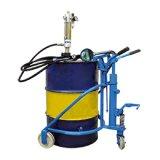 重型移动式气动稀油加注机 37200数显抽注油机  大油桶专用机油泵 精确计量