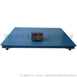 电子平台秤,500公斤-3吨平台秤