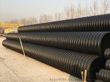 大口径钢带波纹管直销 钢带增强管报价