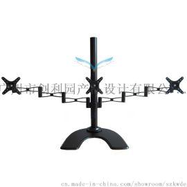 创利园液晶显示器支架/LCD/LED/显示屏/监控器支架挂架CY303