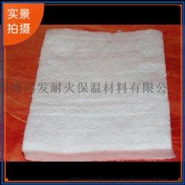 隧道窑高温区吊顶平铺陶瓷纤维棉毯