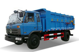 自卸式垃圾车批量制作