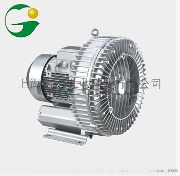 单相110V电压2RB410N-7AV25格凌旋涡式鼓风机 出口型2RB410N-7AV25格凌环形高压鼓风机