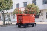 特惠10米液压驱动自行式高空作业车