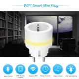 WiFi欧规插座、小夜灯分控智能插座