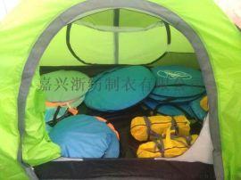 各类野外旅游帳篷