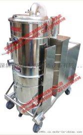 厂家  欧杰净EUR-DH7510旋风式重工吸尘器(铁制款、不锈钢款) 工业吸尘器7500W大功率 车间除尘  真空吸尘机