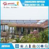 公寓宿舍太阳能供热系统工程热水器通过SGS认证